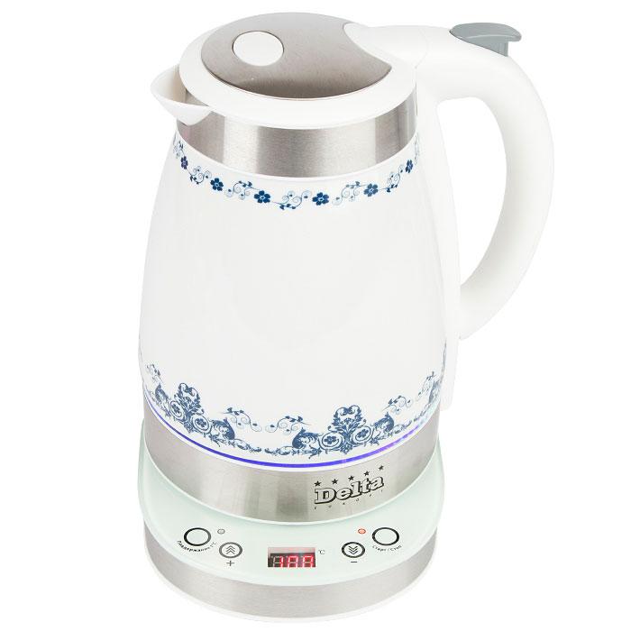 Чайник из фарфора,объем 1,2 л