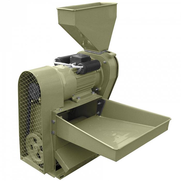 Дробилка для зерна видео